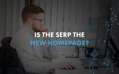 The New SEO Homepage: The SERP